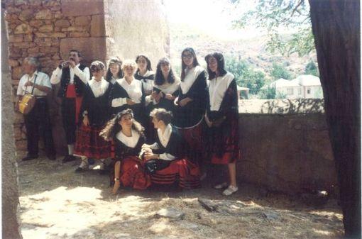 Las chicas de Tarancueña