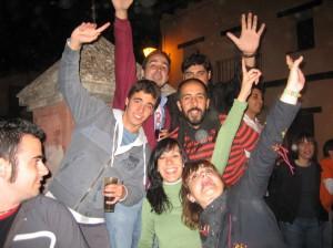 Fiestas 2007-8