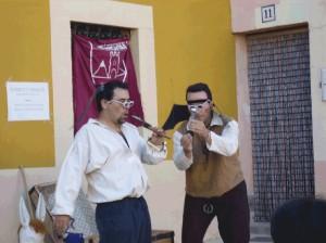 Florete y Periquín 2007